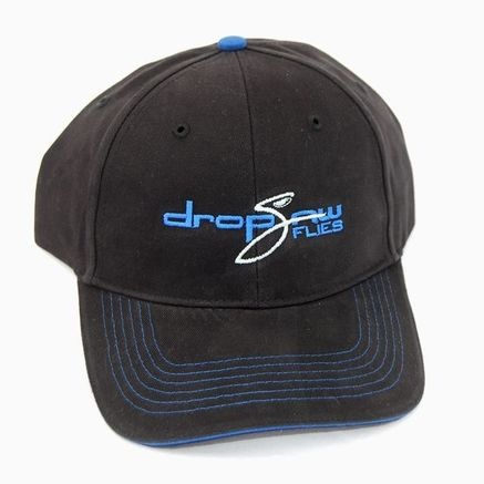 Drop Jaw Black Suede Hat