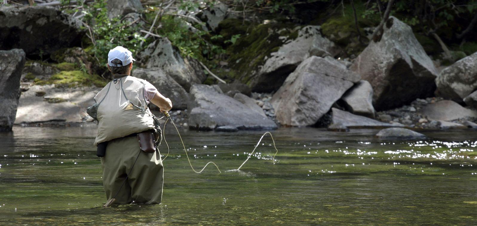 River Fishing Drop Jaw Flies