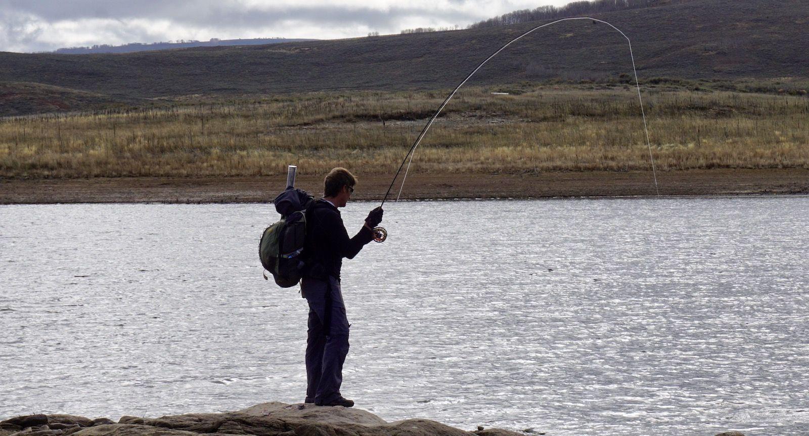 Jason Arave Fishing